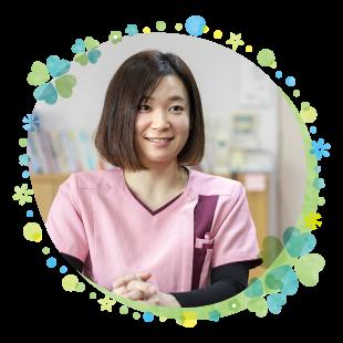 看護師 下村さん